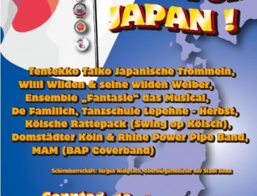 Wir für Japan